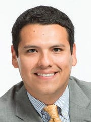Manny Vasquez, vice president of economic development