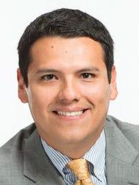 Manny Vasquez, vice president of economic development for the Fox Cities Regional Partnership