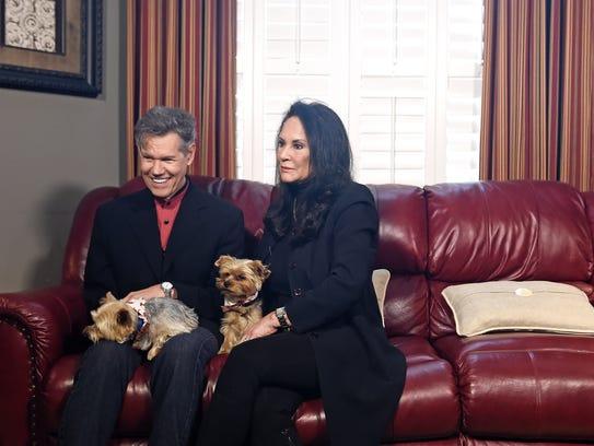 Randy Travis contracted viral cardiomyopathy and had