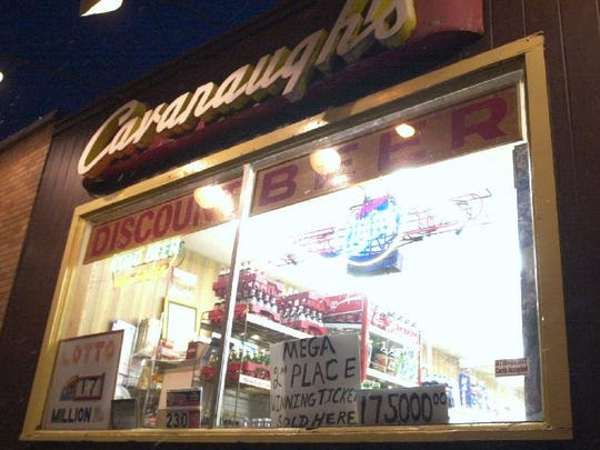 Cavanaugh's grocery and deli on Leroy Street on the west side of Binghamton in 2004.