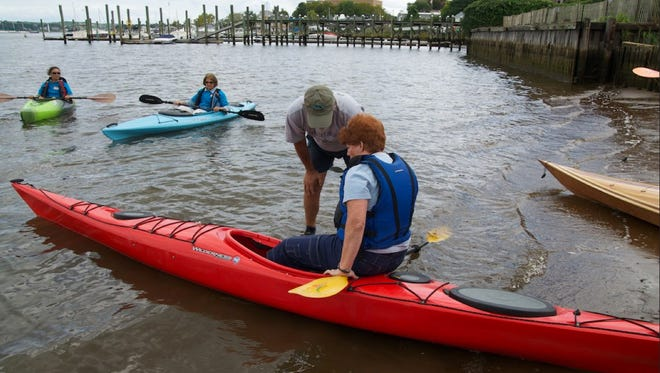 The sixth Paddle the Navesink Day will be held on Sept. 10.