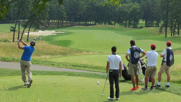 The 97th New Jersey Open Golf Championship runs Tuesday through Thursday at Metedeconk National Golf Club in Jacksoon.