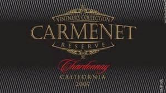 Carmenet Chardonnay tastes more expensive than it is.