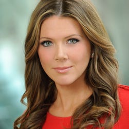 Trish Regan is anchor and editor at large for Bloomberg TV.