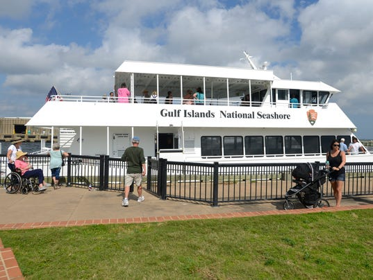 Pensacola Bay Ferry Boats 2