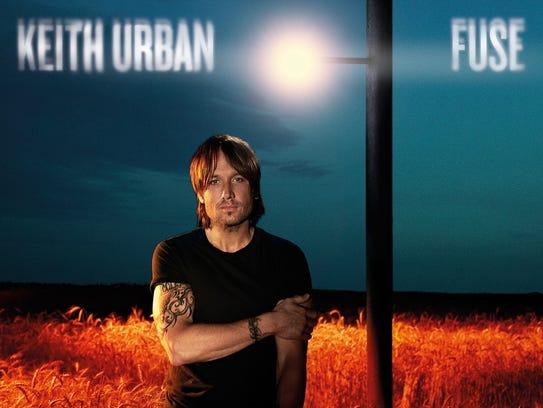 Keith Urban's 'Fuse'