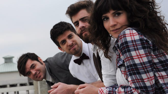 Swear and Shake, an indie folk band out of Brooklyn, returns to Mile of Music after a well-received performance a year ago. They are one of 218 acts on the bill for the four-day Mile of Music festival in downtown Appleton.
