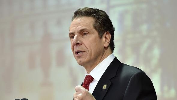 Gov. Andrew Cuomo and Democrats are pressing for a $15 minimum wage in New York by 2021 and has proposed ethics reforms.