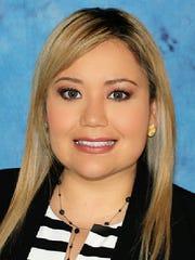 Sandra Payan, new manager of  the WestStar Bank branch at 1790 N. Lee TrevinoDr.
