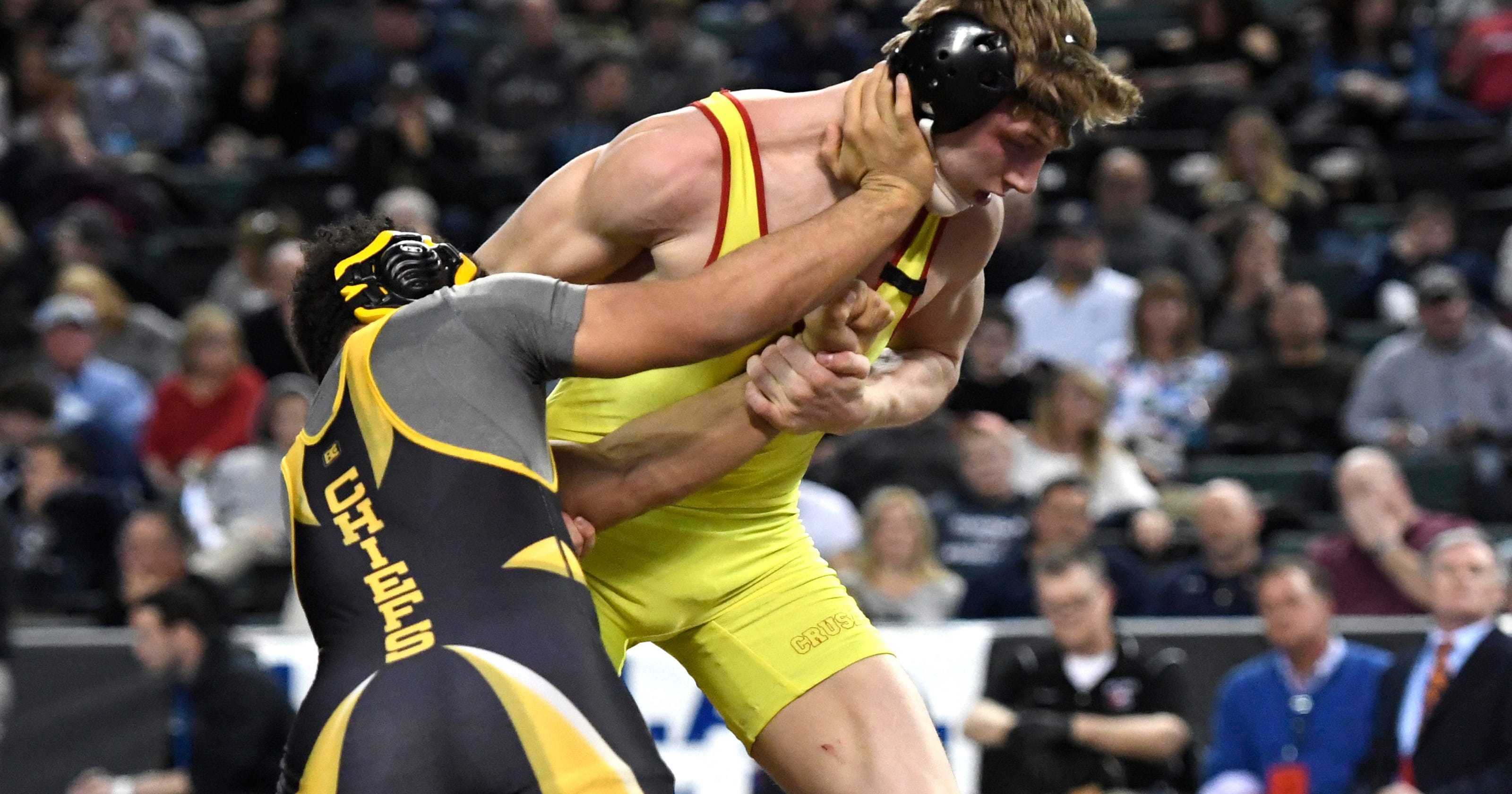 0e7f85358fc8a0 NJSIAA wrestling results from every round of the state tournament