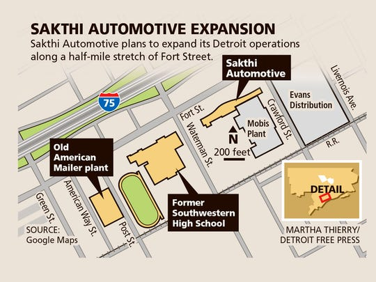 Sakthi Automotive plans to expand their operations