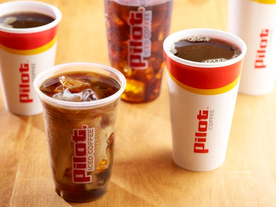 Pilot Flying J coffee beverages