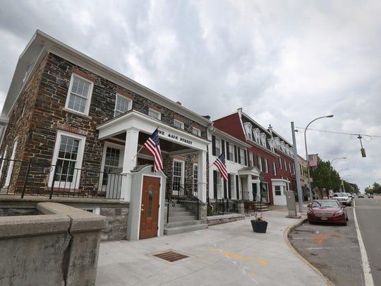 Farmer's Creekside Tavern & Inn at One Main Street in LeRoy.