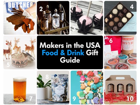 These food and drink-centric gifts will satisfy the