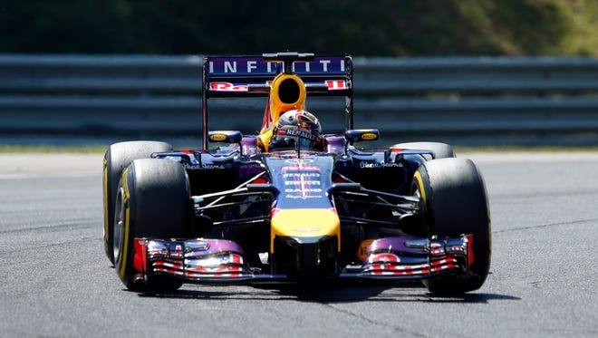 Four-time defending Formula One champion Sebastian Vettel has secured only two podium positions, no pole positions, and retired from three races this season.