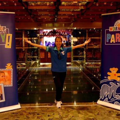 Cruise ship tours: Carnival Dream