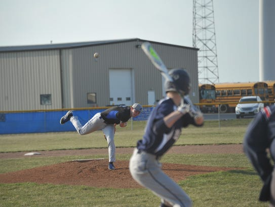 Wyatt Smith and the Royals are back in the district round after a tiring pair of sectional games.
