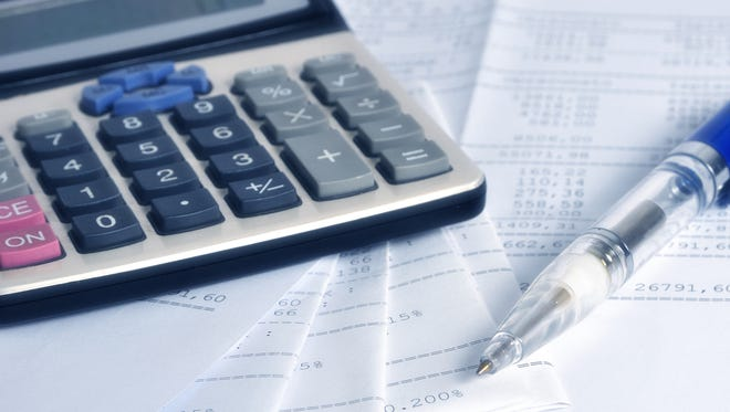 Retirement calculators can help with savings goals.