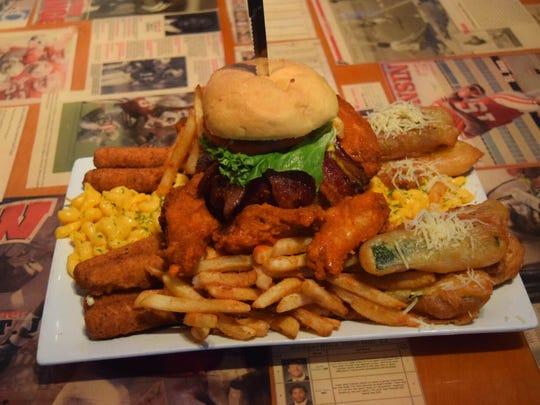 Naples' Foxboro Sports Tavern opened a second location Saturday in Bonita Springs.