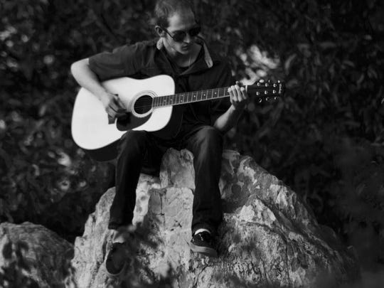 Cody French, pictured here, will perform at Daughter's on Main in Jacobus on First Friday.