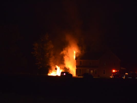 Hopewell Twp. fire 5/26