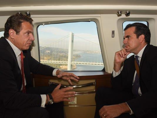 Cuomo and Rossello