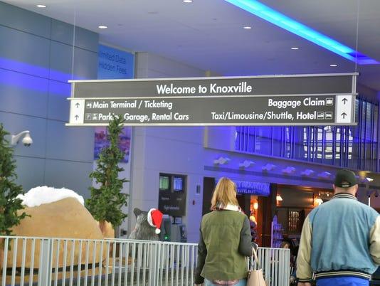 MCGhee Tyson Airport 3