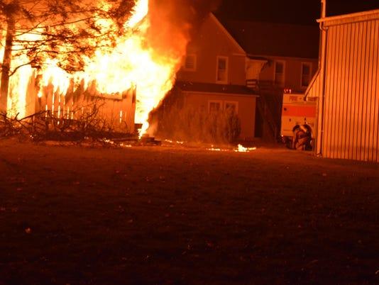 Stewartstown fire 1/16 1
