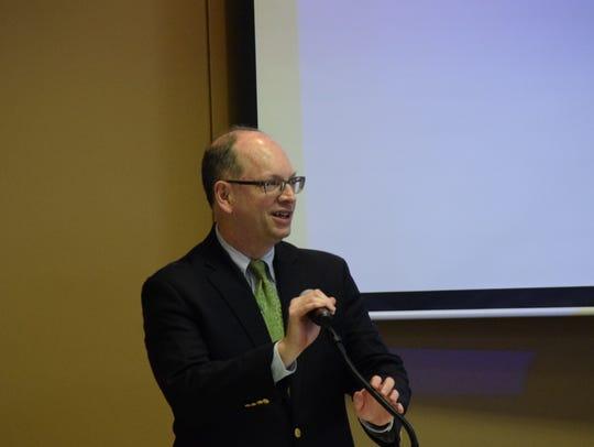Jefferson County Circuit Judge Bob Vance, the Democratic