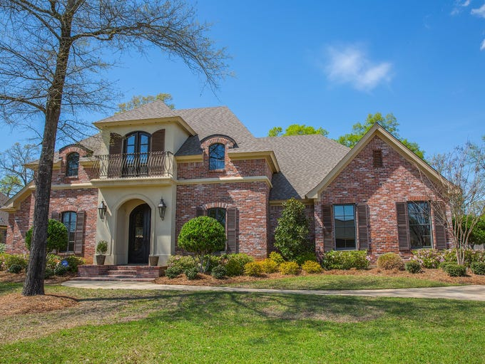 Mansion on the Market: 4117 Claire Lane, Monroe