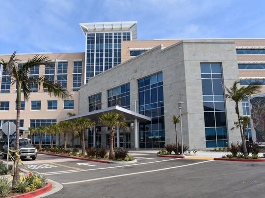 Officials project the new Community Memorial Hospital in Ventura will open by the end of the year.