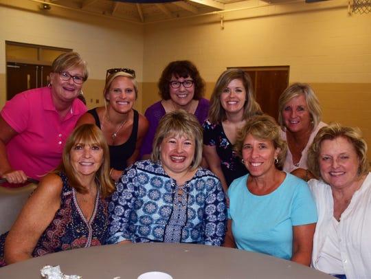 Attending the Dona Bean Fundraiser for Children held