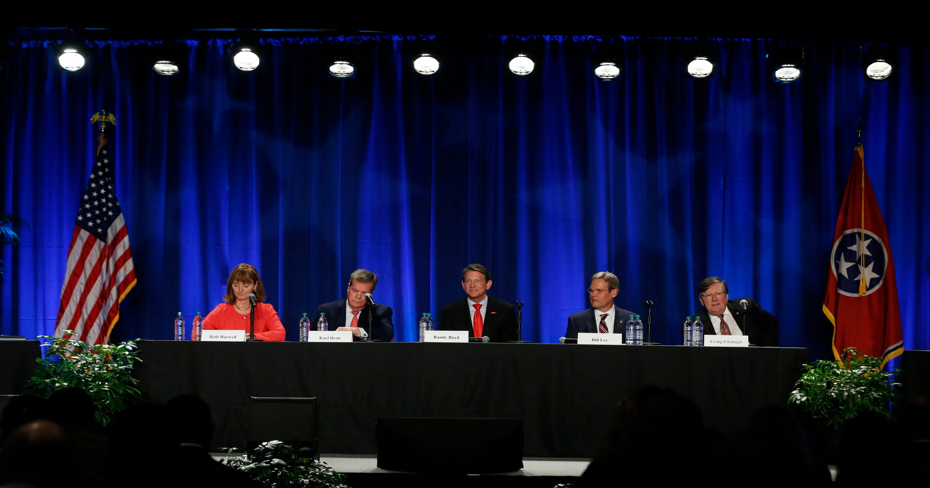 Q&A: Candidates for Tennessee governor on Medicaid