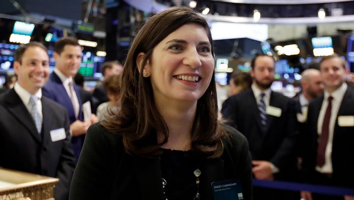 Will women leading NYSE, NASDAQ exchanges bring more diversity in finance world?