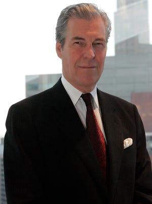 Macy's CEO Terry Lundgren