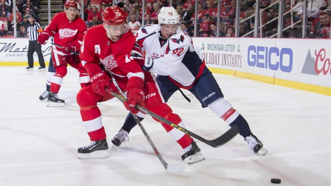 Red Wings center Pavel Datsyuk is averaging 19 minutes of ice time since returning but has yet to score in four games this season.