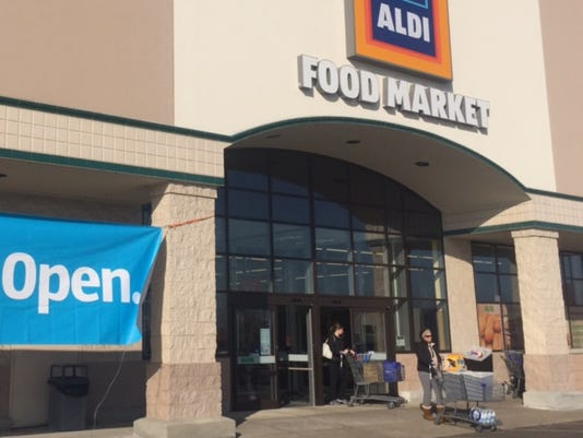 Photo: ALDI grocery store