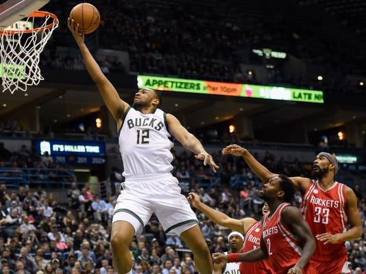 NBA: Houston Rockets at Milwaukee Bucks