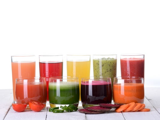 Fruit & vegetable  juice