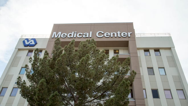 The Carl T. Hayden VA Medical Center in Phoenix has been one of the problem spots for veteran complaints.  Nick Oza/The Republic VA Hospital located on Indian School and 7th Street, Phoenix,Az., Wednesday, April 9, 2014.