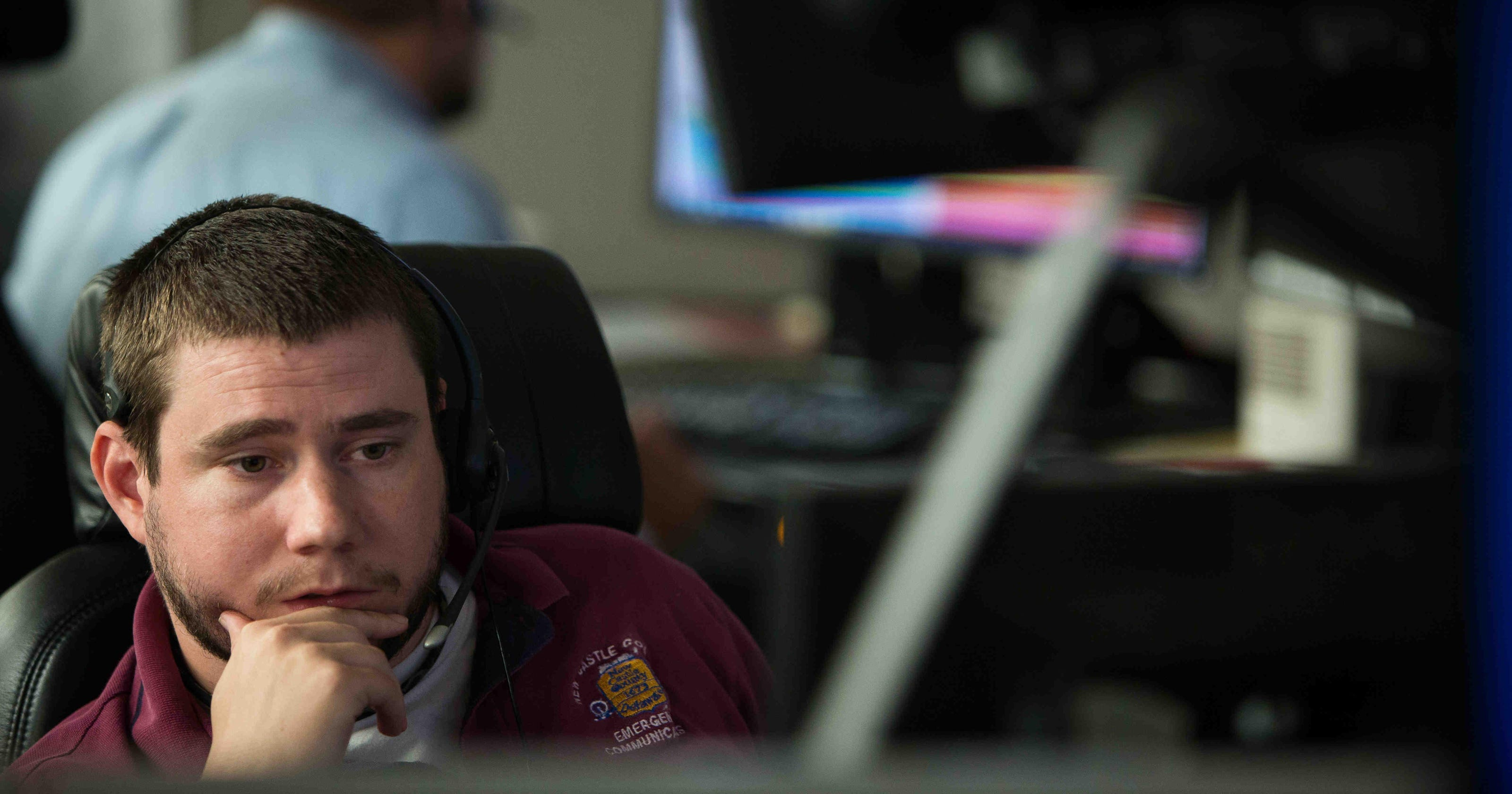 Battling burnout among 911 operators thecheapjerseys Image collections
