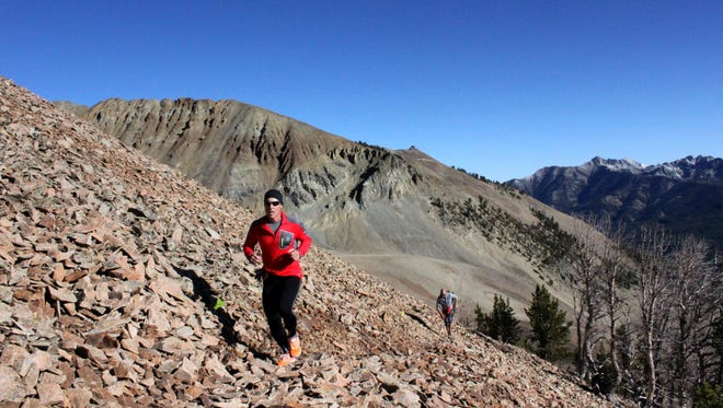The Rut Race, held at Big Sky Resort, includes 50K, 25K and 11K races, as well as a vertical kilometer race up Lone Peak.