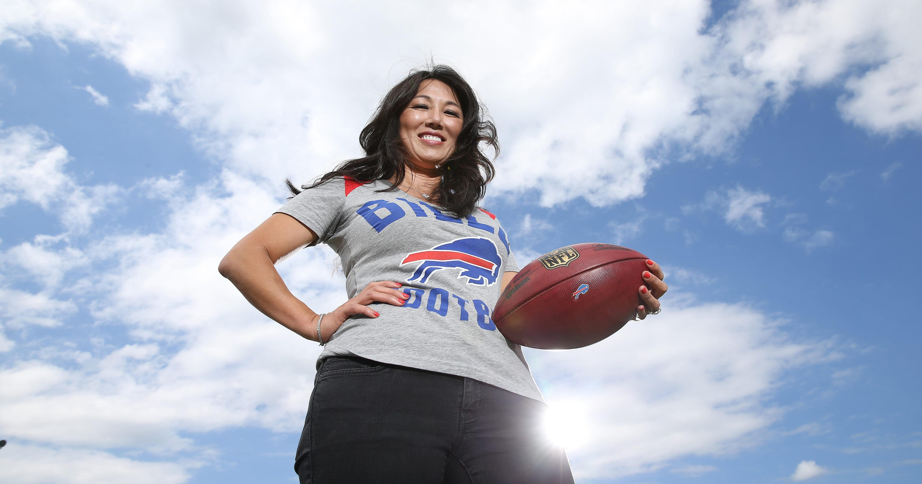 Kim Pegula: From orphan to NFL owner
