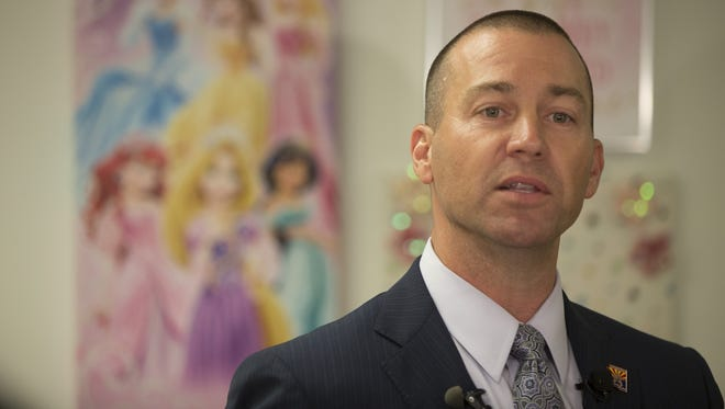 Lawmakers on Thursday questioned Department of Child Safety Director Greg McKay the agency's plan to hire back staffers who left to cut a 15,000-case backlog.
