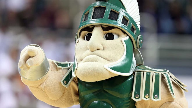 Sparty.