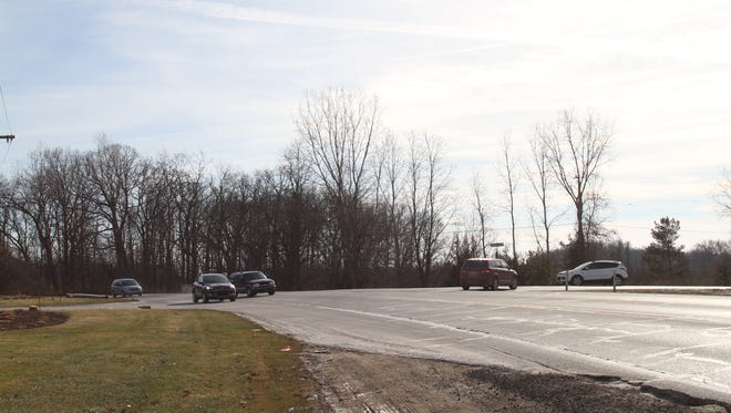 A single-lane roundabout is coming to the intersection of Chilson and Coon Lake roads in Genoa Township.