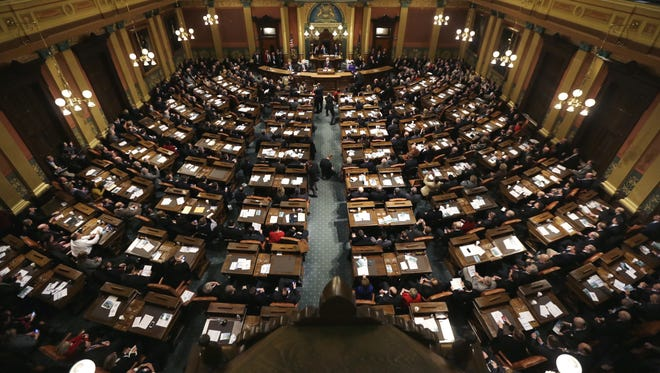 The Michigan Legislature passed the emergency manager law, even after voters repealed it.