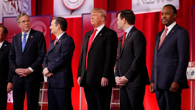 Republican presidential candidates all have Northern Nevada stops planned.