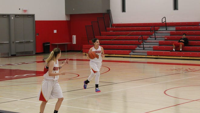 Lili Segovia is a College of the Desert women's basketball player.