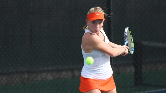 UTEP sophomore Vivienne Kulicke is ranked No. 107 in the Intercollegiate Tennis Association national rankings and is the first Miner to be nationally ranked in more than 10 years. The Miners face Wyoming at 11 a.m. Sunday at the El Paso Tennis Club.